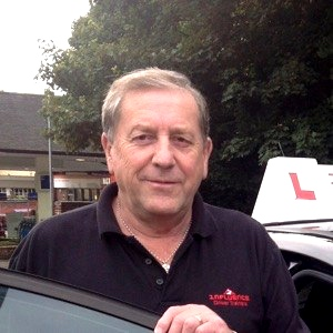 Advanced Driving Instructor Phil Ruberry