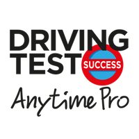 Driving Test Anytime Pro logo